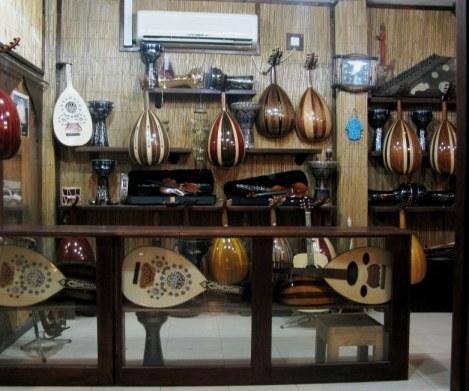 Qatar Doha Old Souk oud shop