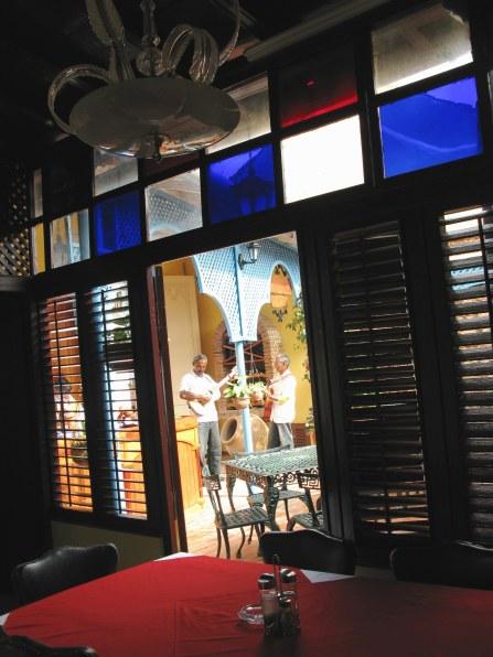 Restaurant Bar Esquerra Trinidad de Cuba