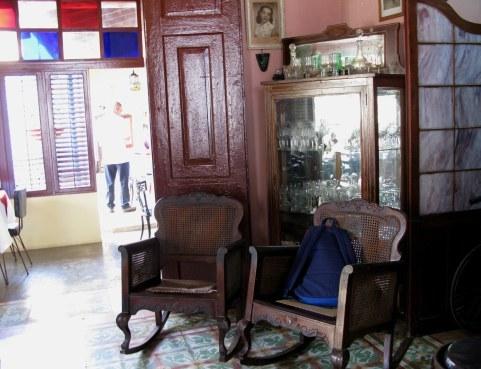 Restaurant Esquerra Trinidad de Cuba