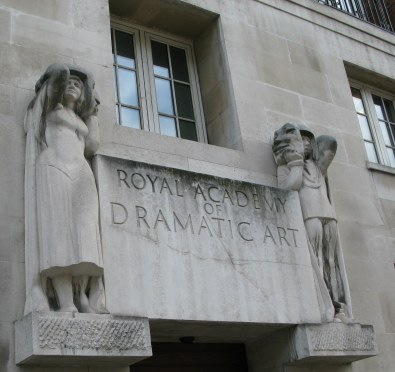 Royal Academy of Dramatic Arts (RADA) in Bloomsbury London