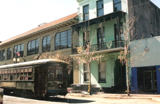 Saint Charles Streetcar New Orleans