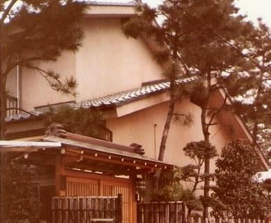 Suburban house – Tokyo outskirts