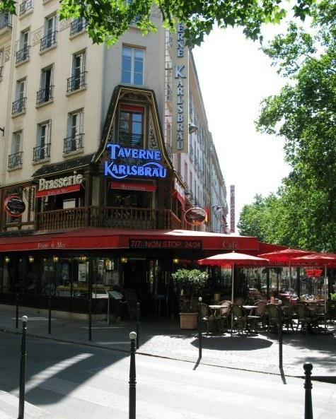 Taverne Karlsbräu Paris