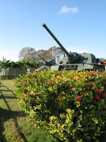 Thumbnail: Bay of Pigs tank Cuba