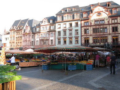 Thumbnail: Market Square Mainz Germany