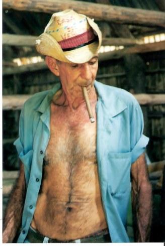 Tobacco farmer - Viñales valley - Cuba