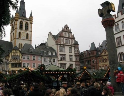 Trier Christmas Market Square