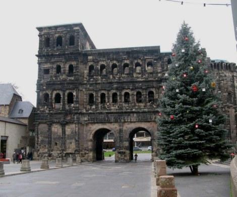 Trier Christmas Porta Nigra