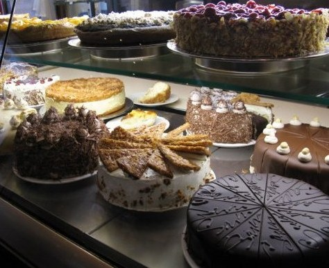 Trier Christmas traditional German cakes