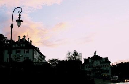 Twilight at Hohenschwanstein Bavaria