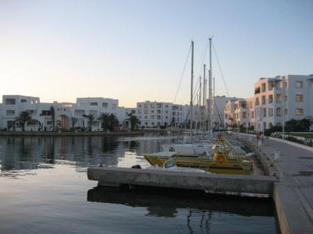 Yasmine Marina Hammamet, Tunisia