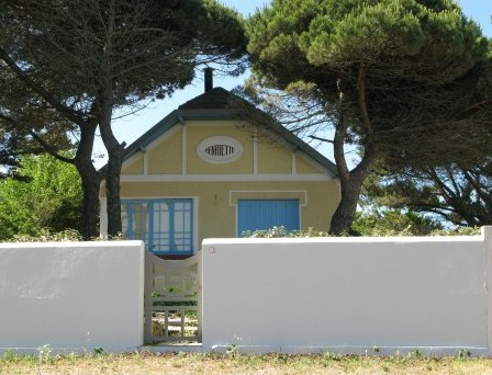 Île d'Oléron St. Denis bay cottage