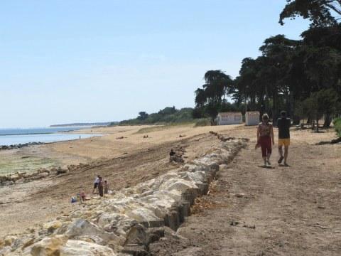 Île d'Oléron St. Denis beach