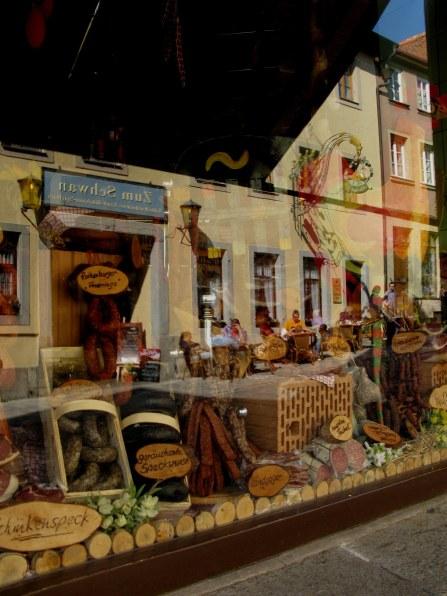 Rothenburg ob der Tauber sausages