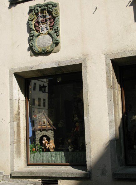 Rothenburg ob der Tauber Steiff bears