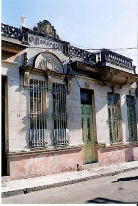 1920s villa in Havana