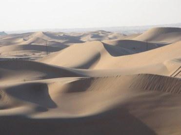 Abu Dhabi Desert edge