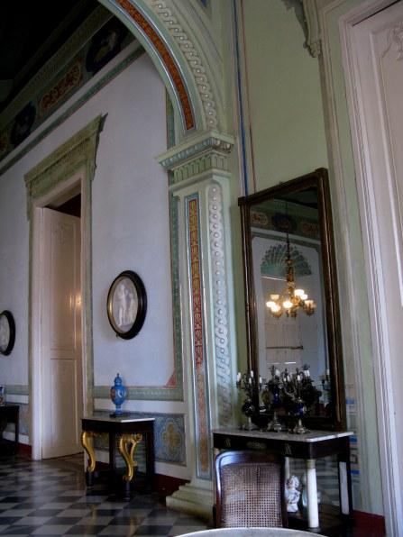 Archways of Palacio Cantero Trinidad de Cuba