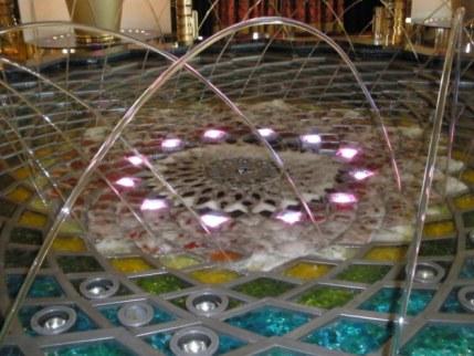 Burj Al Arab Dubai dancing fountain