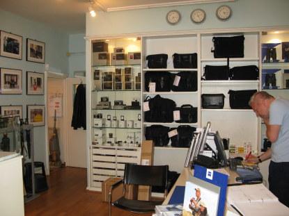 Classic Camera Shop in Bloomsbury London