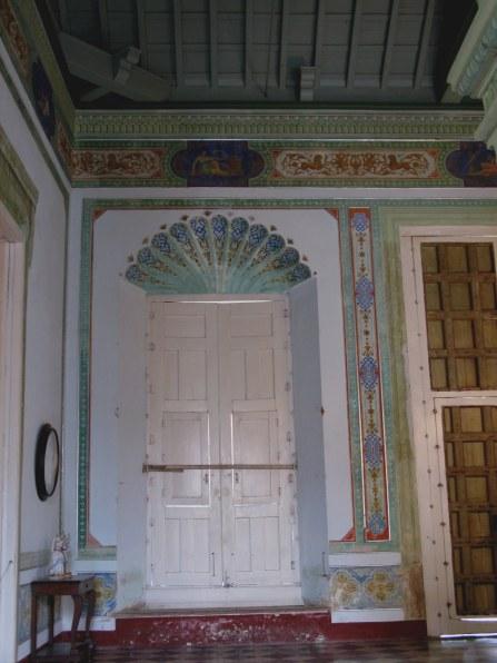 Doorway of Palacio Cantero Trinidad de Cuba