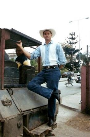 Elegantly-dressed-cowboy-Agricultural-Fair-Havana