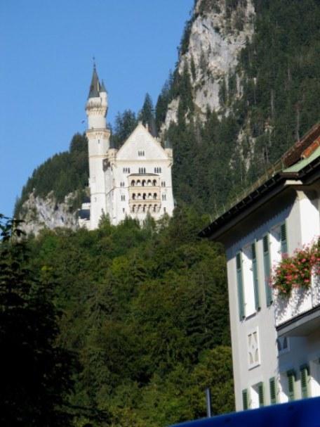 Fairytale Neuschwanstein Castle in Bavaria