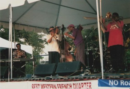 Kermit Ruffins and the Barbeque Swingers