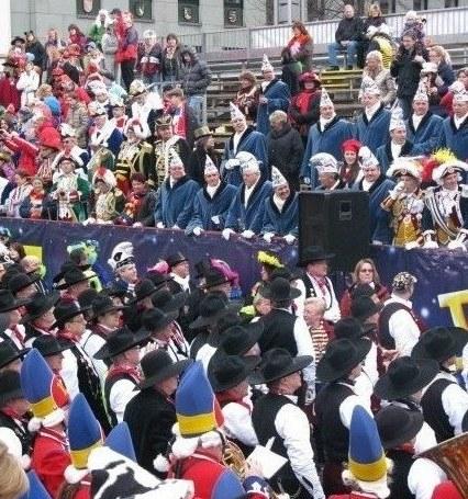 Mainz Carnival Children's Parade Master Craftsmen
