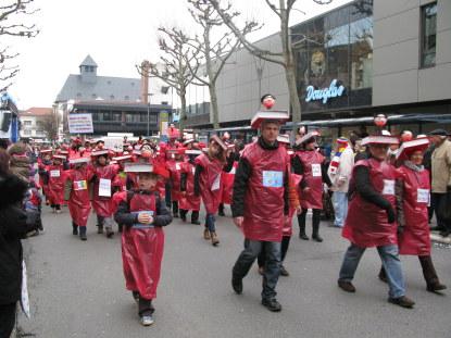 Mainz Carnival Children's Parade books