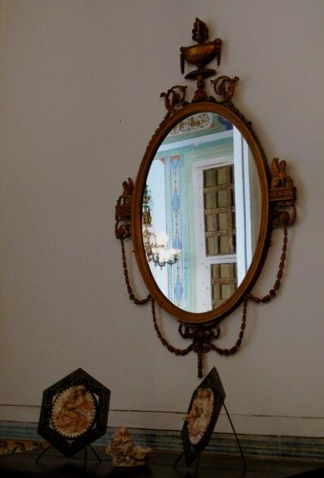 Ornamental mirror Palacio Cantero Trinidad de Cuba