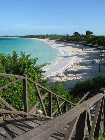 Thumbnail: Cuba beach
