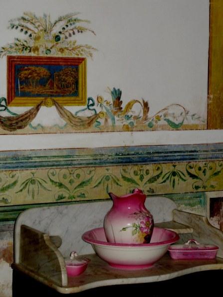 Wash stand Palacio Cantero Trinidad de Cuba